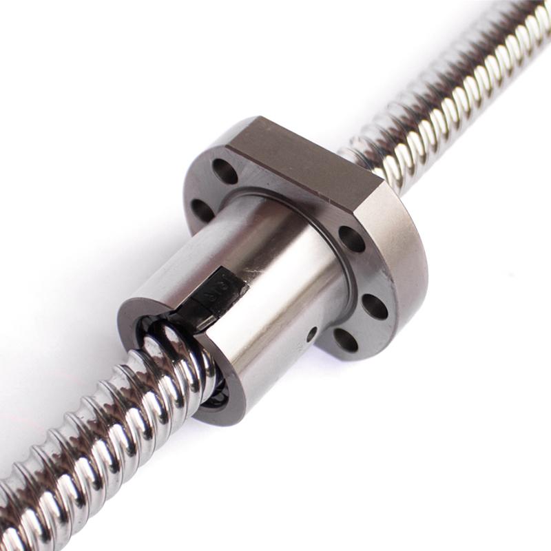 TBI滚珠丝杆 螺母 高速强化防尘型 SFH系列 外径12-50 导程5-50