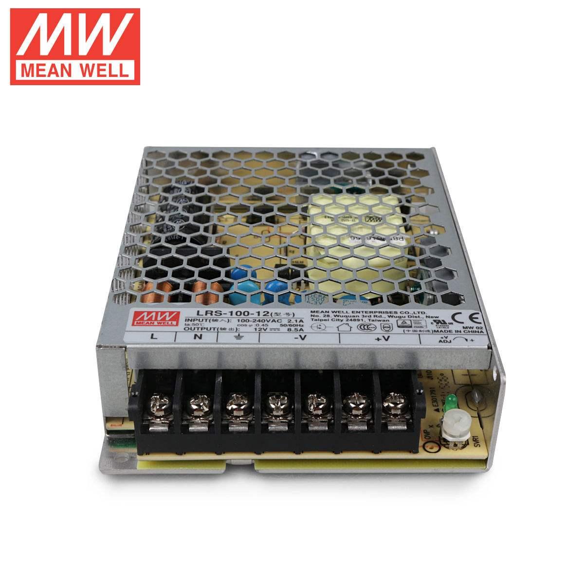 电源供应器,LRS-100-12