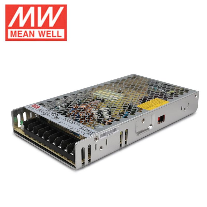 明纬电源 电源供应器 LRS-200-48