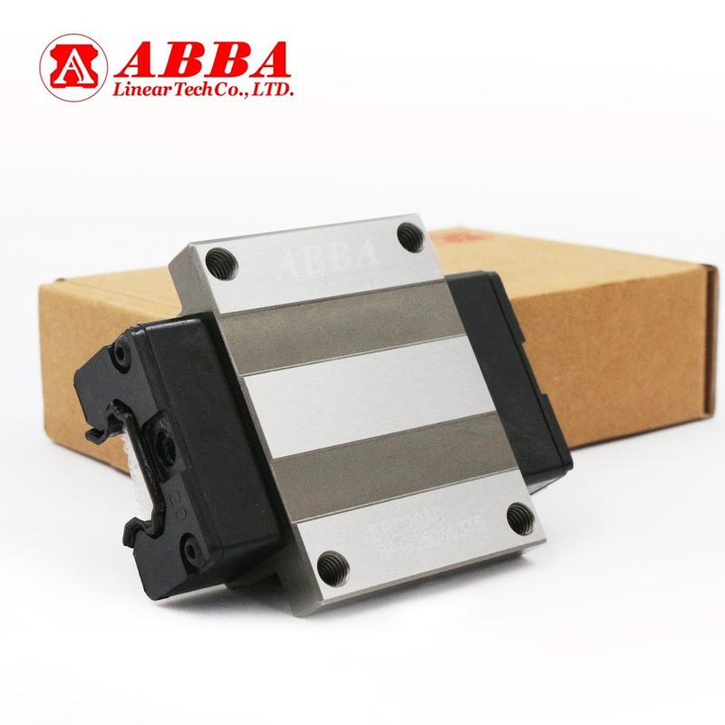ABBA品牌 直线导轨 BRC系列15-45(A0 LA) 替换 BRH系列15-45(A LA)