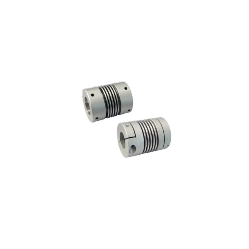 波纹管式联轴器 铝合金 螺钉固定型/螺钉夹紧型 轴径D16-D55