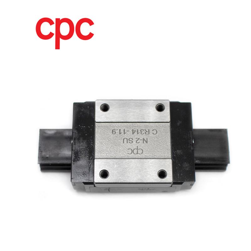 医疗器械CPC微轨 微型滑块 标准型MR15WN