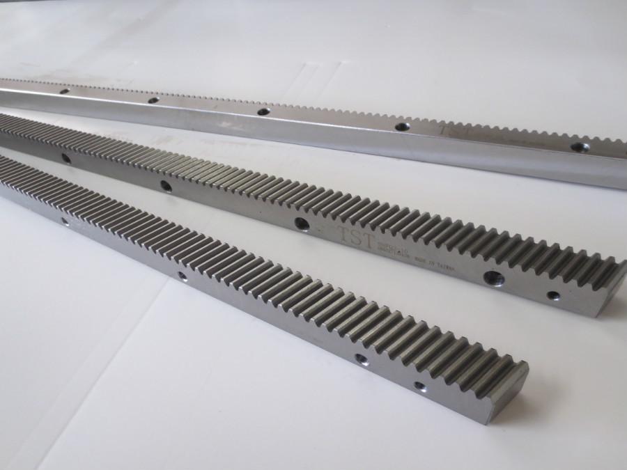 K.H合金钢齿条 高硬度研磨斜齿条 RHGH2-10