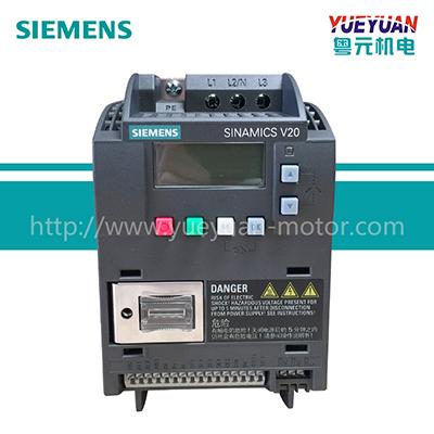 好货促销不间歇 西门子V20变频器低价促销  6SL3210-5BE21-5UV0