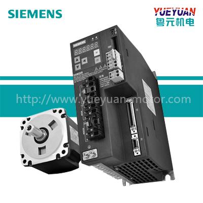 有颜值还要拼实力 西门子V90伺服电机引关注 1FL6032-2AF21-1AA1