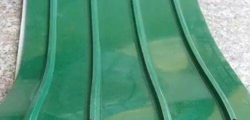 PVC 表面加导条