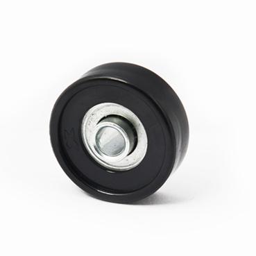 流水线配件塑胶来福轮直径38mm颜色多款可选