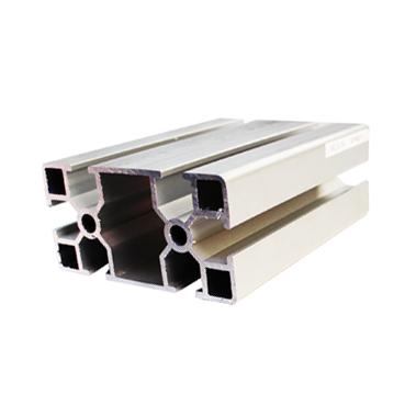 流水线支架铝材HLX-50铝材40*80   4080支架铝材厂家