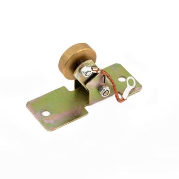 组装线材料导电槽集电子【A-02C】带线导电轮