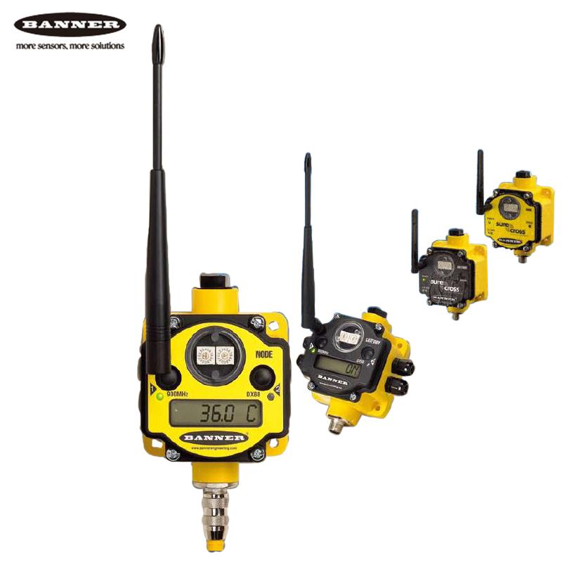 邦纳无线产品无线网络K50LFGRY1Q