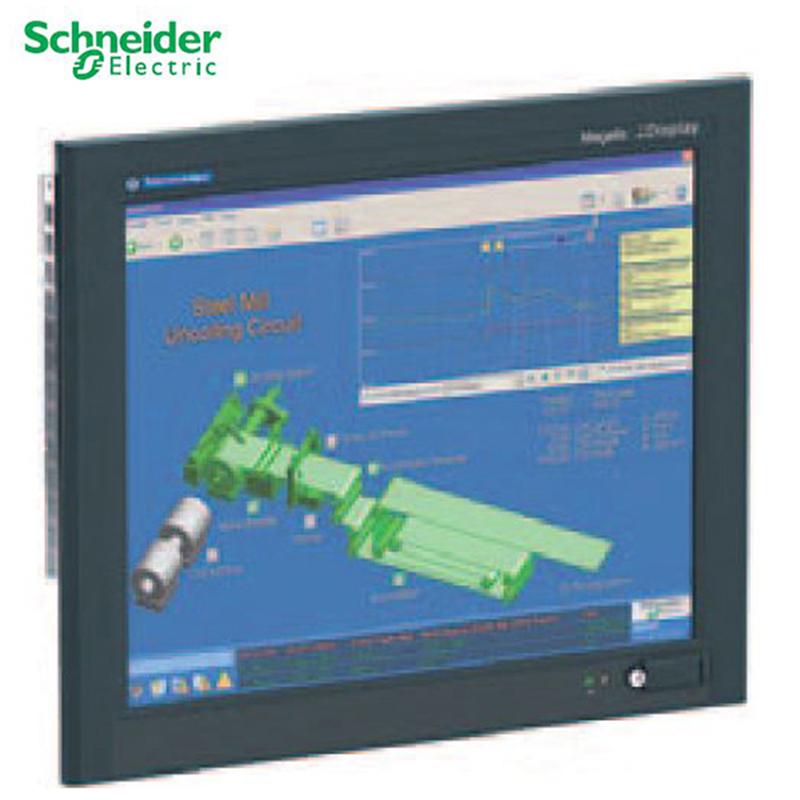 施耐德图形终端工业触摸显示器MPCYN00CDWROM