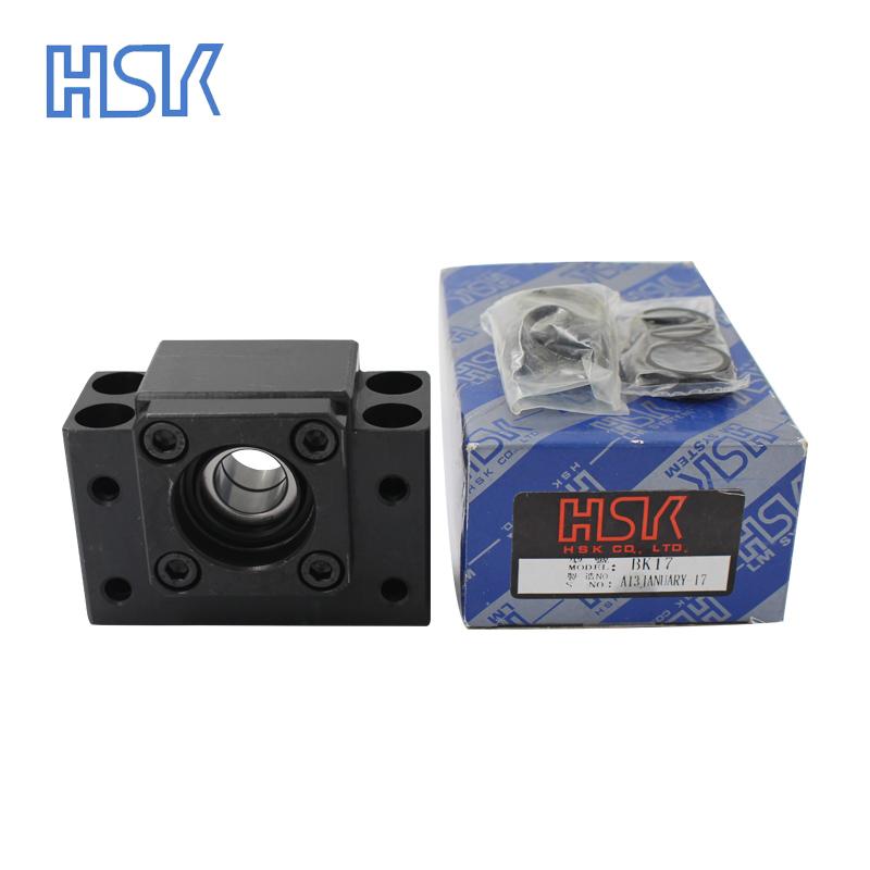 HSK丝杆支撑座BK17