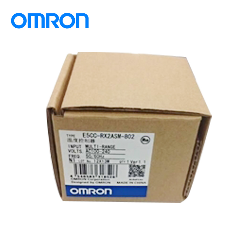 欧姆龙数字温控器E5CC-RX2ASM-802