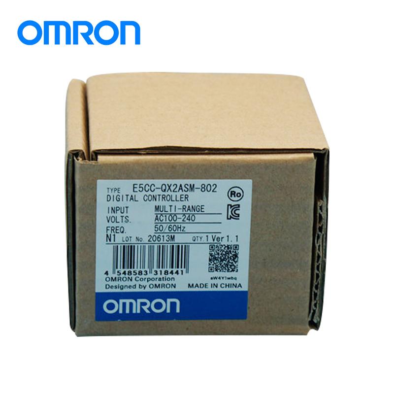 欧姆龙数字温控器E5CC-QX2ASM-802