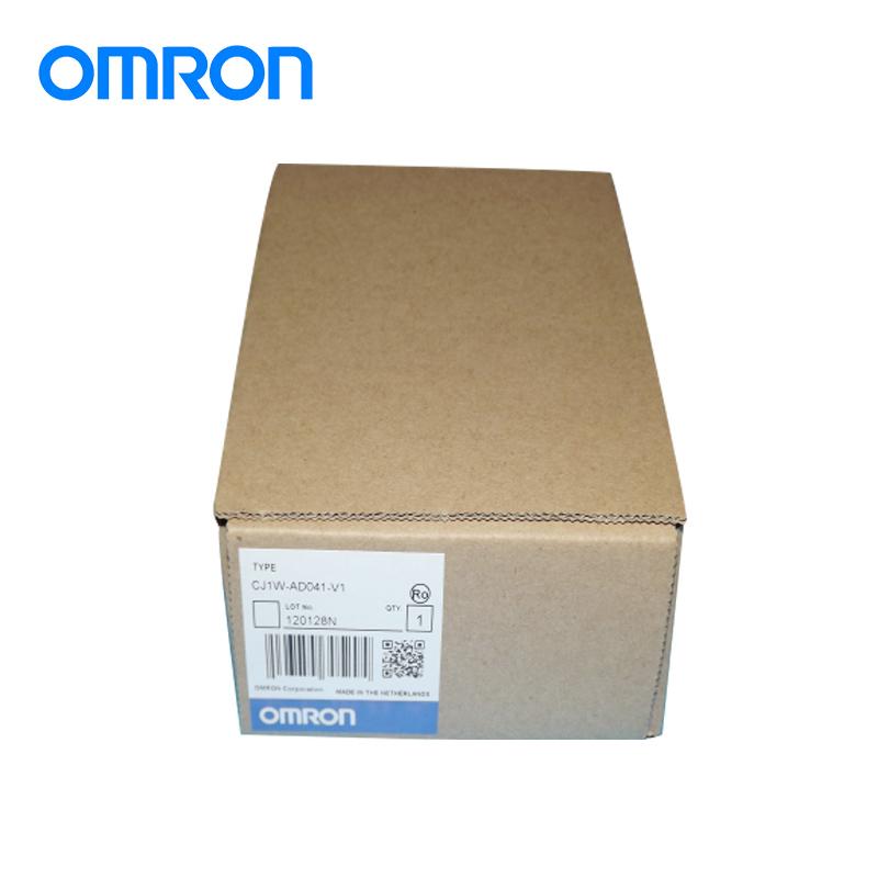 欧姆龙可编程控制器CJ1W-AD041-V1