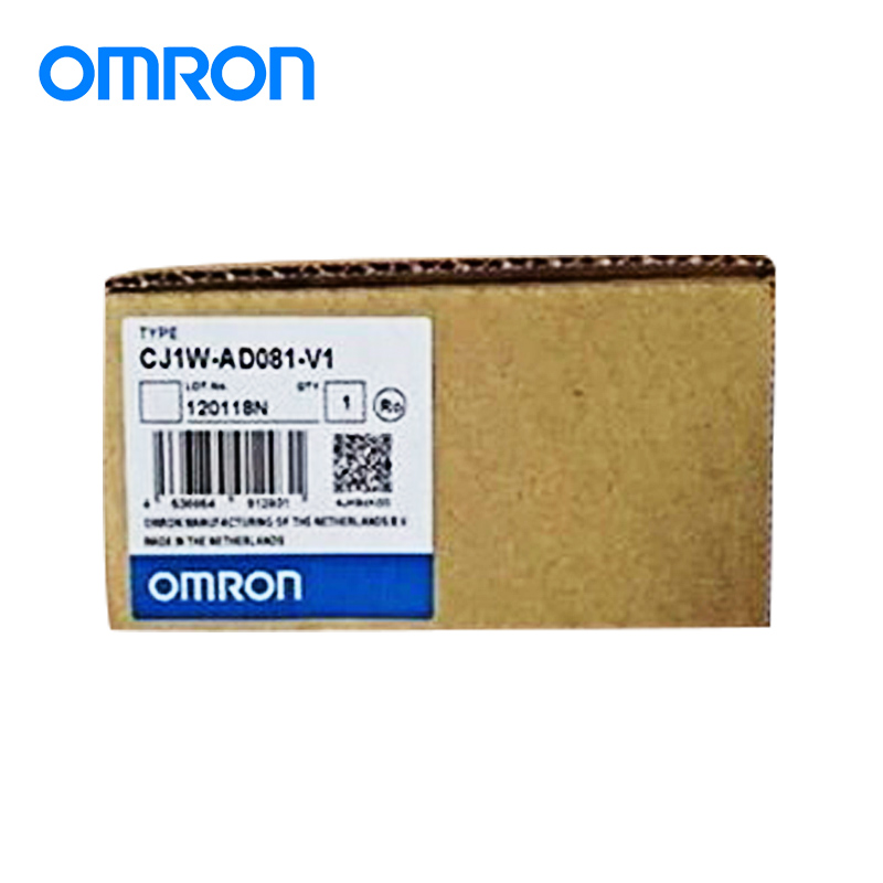 欧姆龙可编程控制器CJ1W-AD081-V1