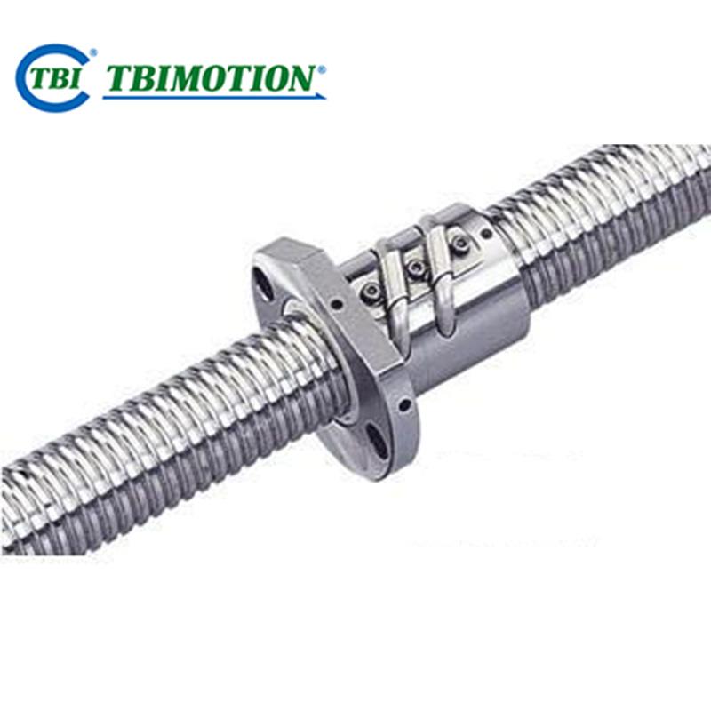 TBI转造级研磨級滾珠螺桿XSUR01205T3D-00