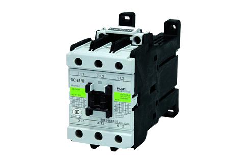 小・中容量电磁接触器・热继电器 SC-E系列