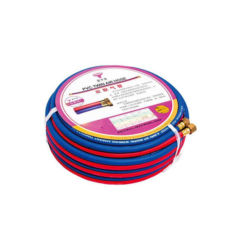 液化气专用PVC双线焊接软管
