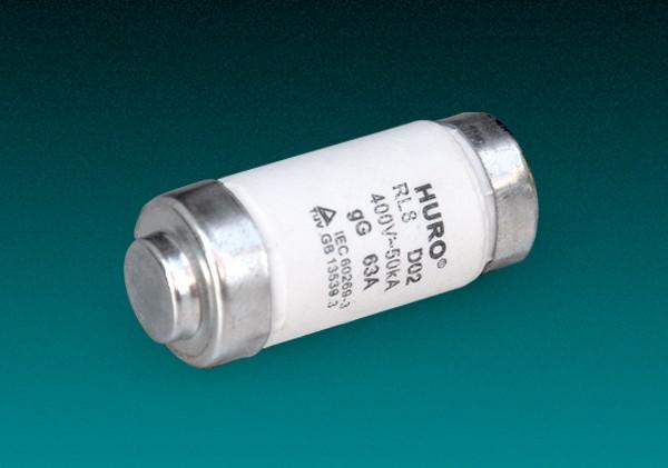 RL8(D01~D03)系列有填料螺旋式熔断器