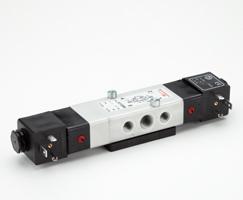 电磁驱动管式连接阀