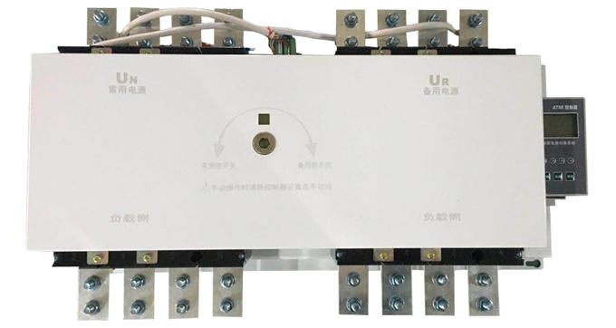 KSQ2系列双电源开关(CB级+末端型+带控制器)