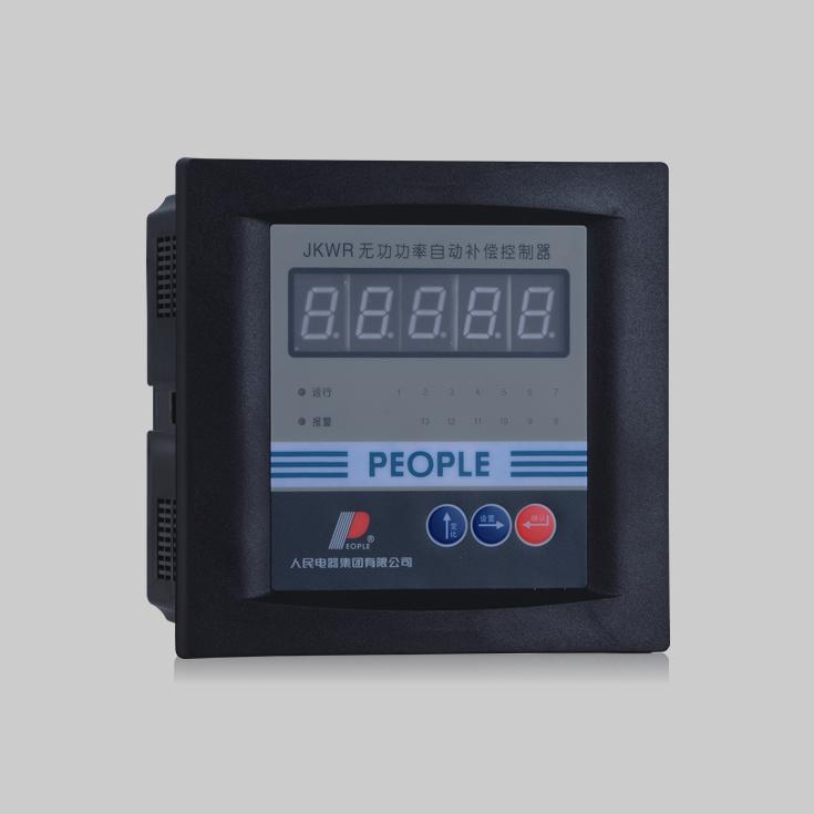 JKWR型低压无功补偿控制器