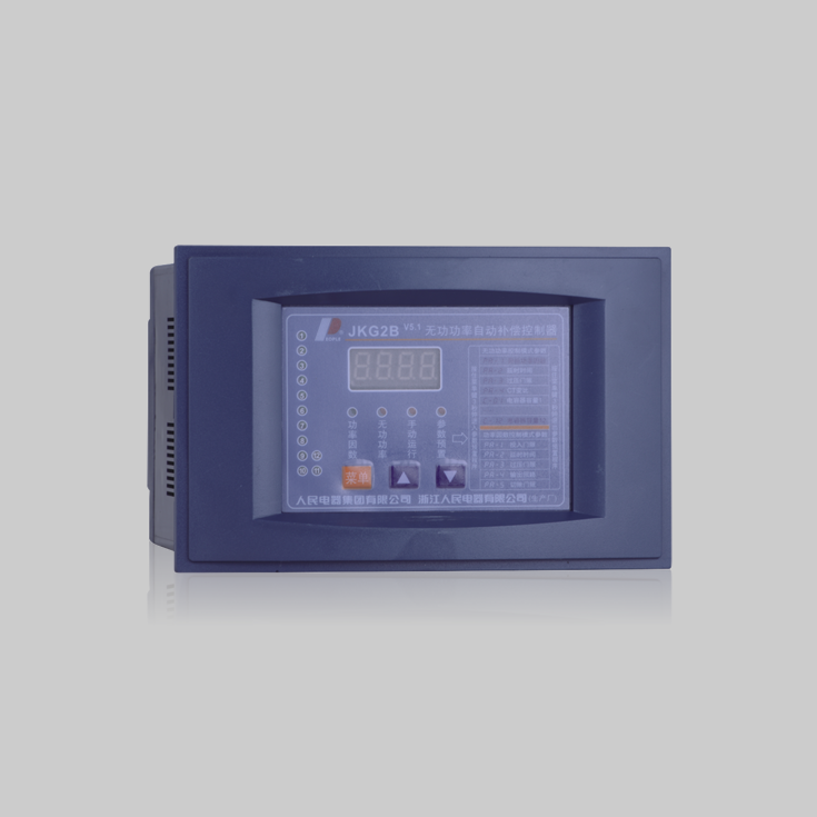 JKG2B、JKW5B低压无功补偿控制器