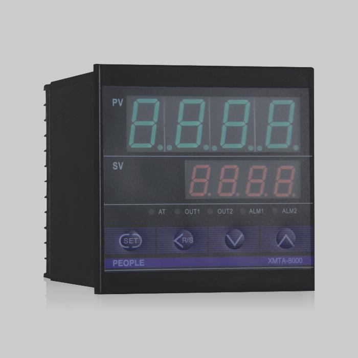XMT-8000系列万能输入指示调节仪