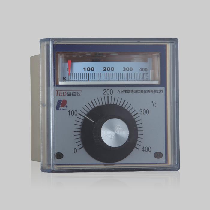 指针式(电子式) 温度指示调节仪