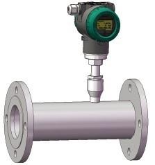 TF100热式气体质量流量