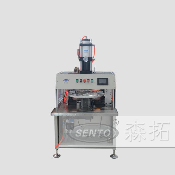 转盘式单工位压铆机