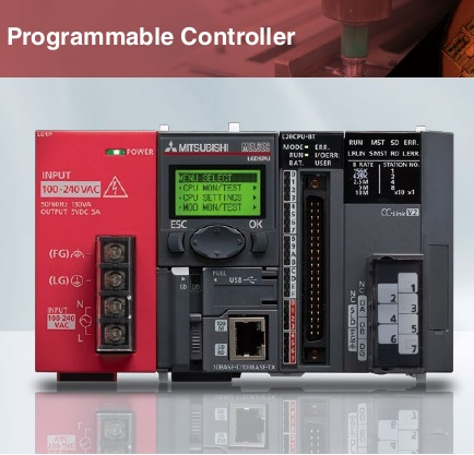 中大型可程式控制器