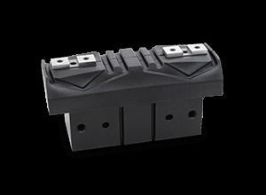 二爪防塵型機械夾 - HDWM系列