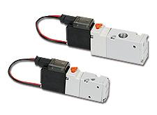三口電磁閥 - SMU系列
