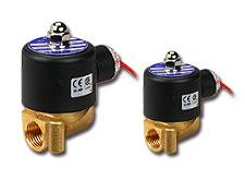 兩口電磁閥 - SUD系列