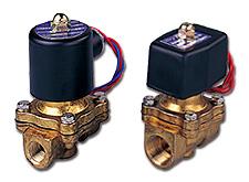 兩口電磁閥 - SUW系列
