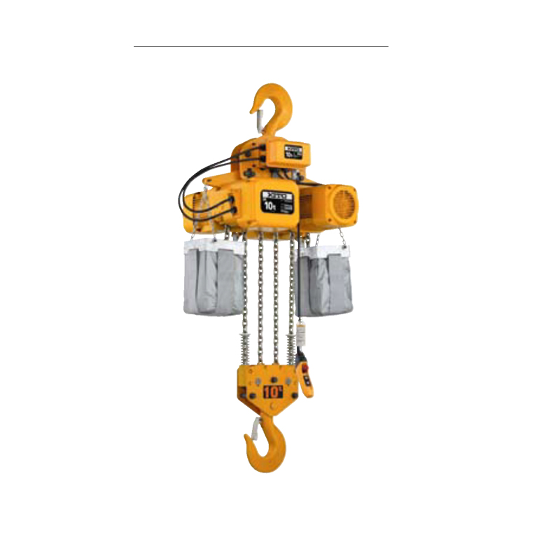 大容量挂钩式电动葫芦