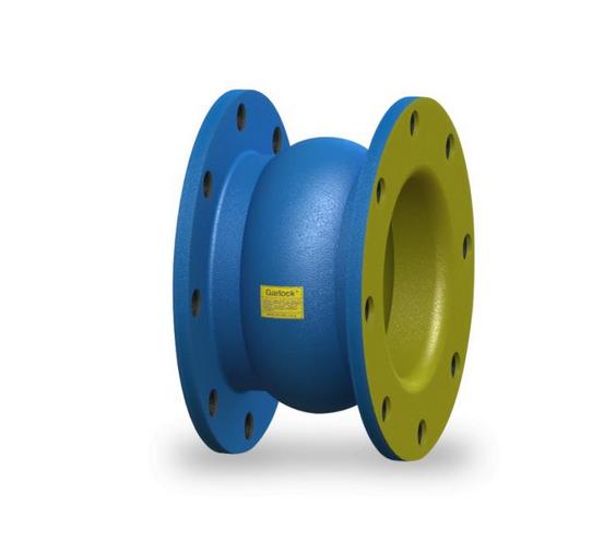 膨胀节可消除研磨应用中的介质积聚和湍流。