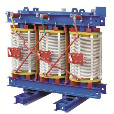 H级绝缘非包封干式电力变压器