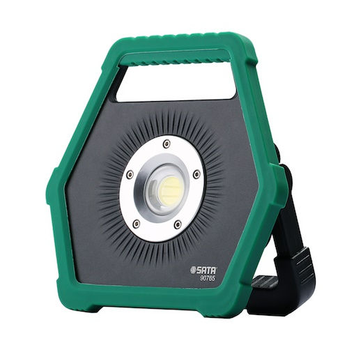 1100流明防水锂电投光灯