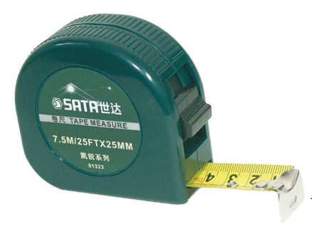 凯锐系列公英制钢卷尺3.5M/12FTx16MM