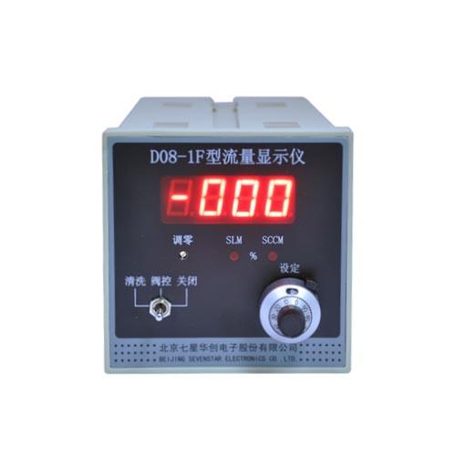 D08-1FM型 流量显示仪
