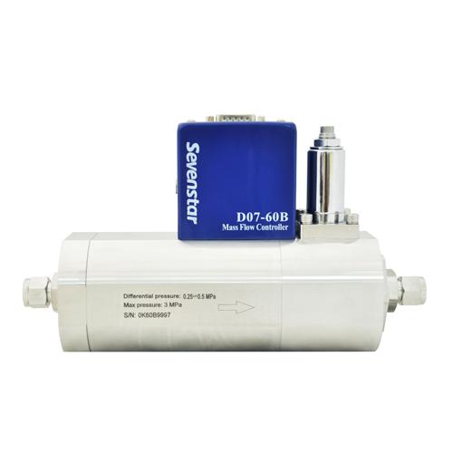 D07-7B 气体质量流量控制器