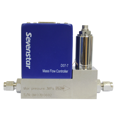 D07-7K 气体质量流量控制器