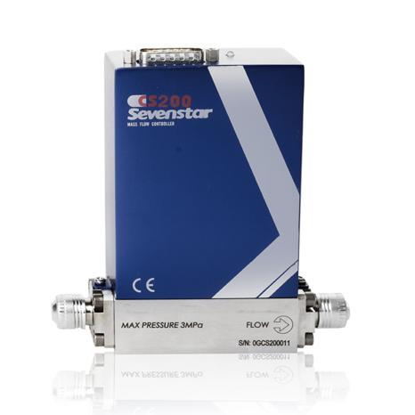 CS200D 数字式气体质量流量控制器