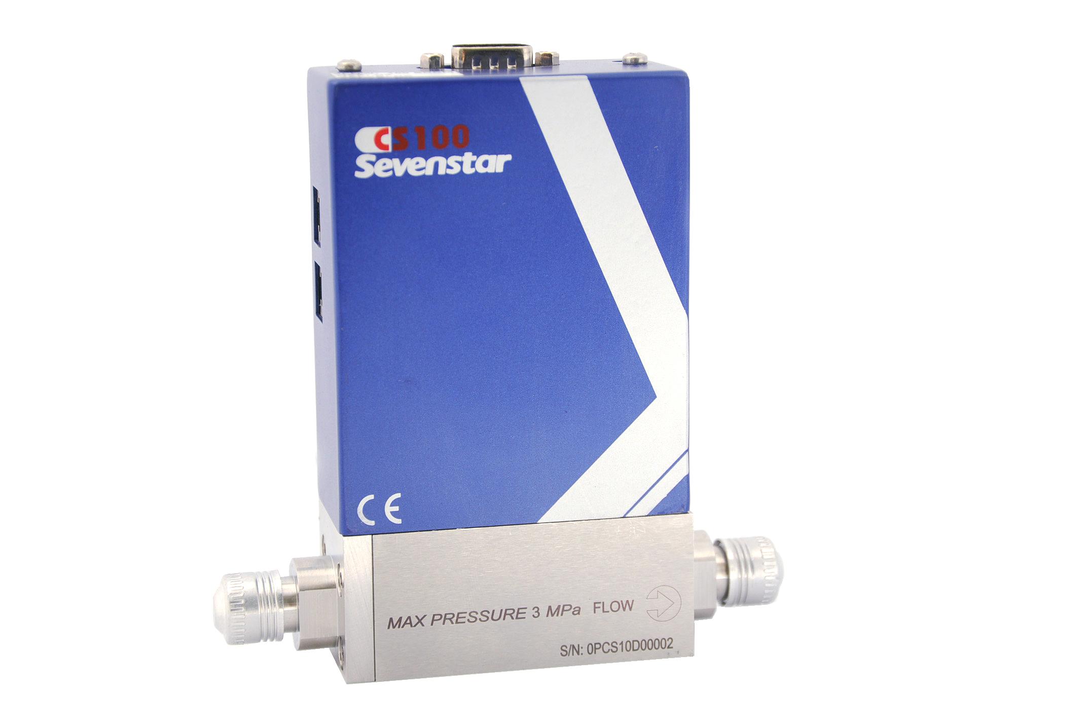 D07-11C 气体质量流量控制器