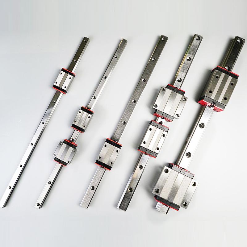低组装法兰型下锁式重负荷滑块