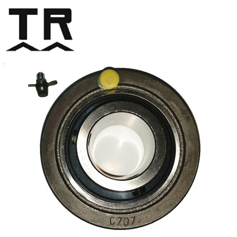 TR带座轴承 带环形座外球面球轴承  UCC215