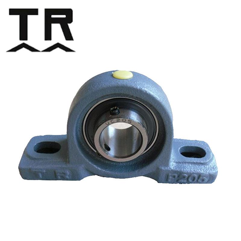 TR带座轴承 带立式座外球面球轴承  UCP317